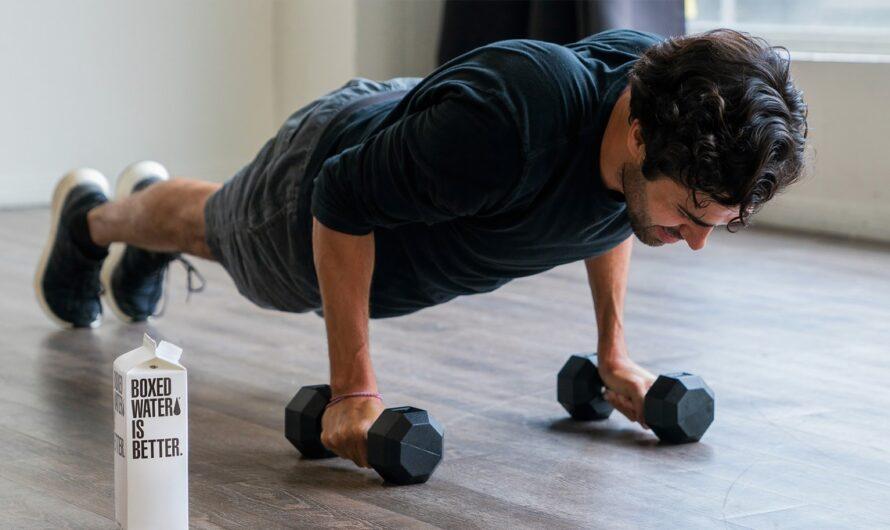 Klouby při cvičení musíte v maximální míře chránit