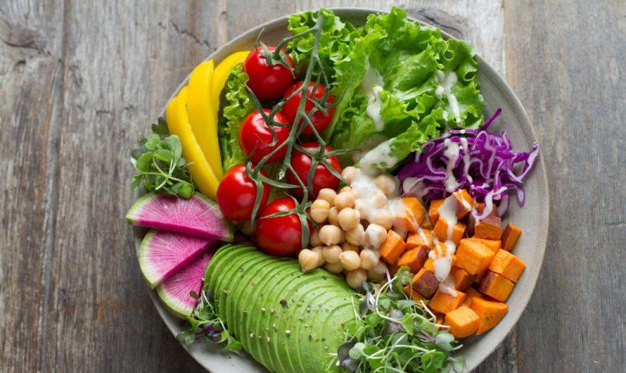 Rostlinná strava je zdravá a prodlouží život