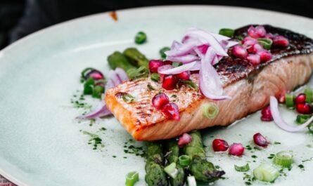 Jídlo na talíři, které Vám přináší Keto dieta.